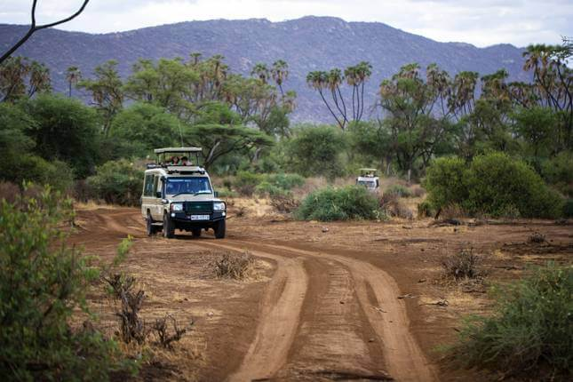 Off-Road & 4WD Tours
